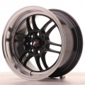 Alu kolo Japan Racing JR7 15x8 ET35 4x100/114 Gloss Black