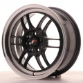 Alu kolo Japan Racing JR7 16x7 ET38 4x100/114 Gloss Black