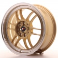 Alu kolo Japan Racing JR7 16x7 ET38 4x100/114 Gold