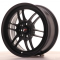 Alu kolo Japan Racing JR7 16x7 ET38 4x100/114 Matt Black