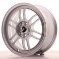 Alu kolo Japan Racing JR7 16x7 ET38 4x100/114 Silver