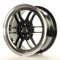 Alu kolo Japan Racing JR7 16x7 ET40 4x100/114 Gloss Black