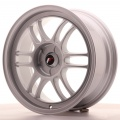 Alu kolo Japan Racing JR7 17x7,5 ET42 5H Blank Silver