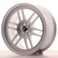 Alu kolo Japan Racing JR7 17x8 ET35 4x100/114,3 Silver