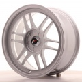 Alu kolo Japan Racing JR7 17x8 ET35 5H Blank Silver