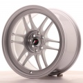 Alu kolo Japan Racing JR7 17x9 ET35 4x100/114,3 Silver