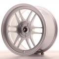 Alu kolo Japan Racing JR7 17x9 ET35 5H Blank Silver