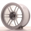 Alu kolo Japan Racing JR7 18x10,5 ET15 5H Blank Silver