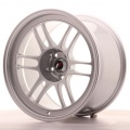 Alu kolo Japan Racing JR7 18x10,5 ET15 5x114,3 Silver