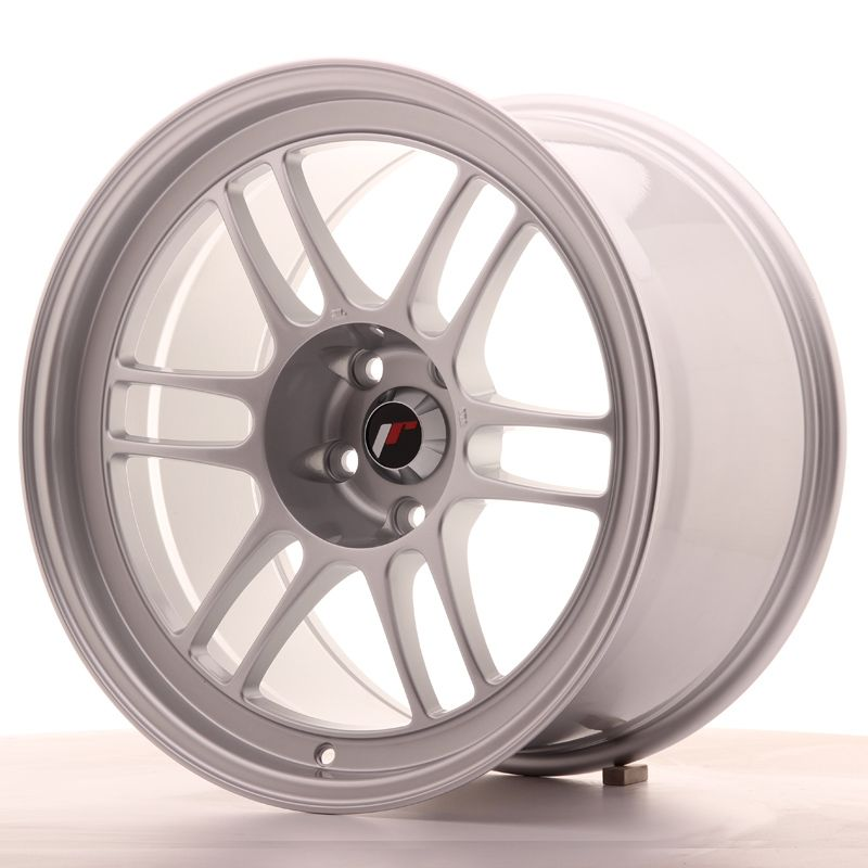 JAPAN RACING Alu kolo Japan Racing JR7 18x10,5 ET15 5x114,3 Silver