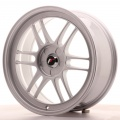 Alu kolo Japan Racing JR7 18x8 ET35 5H Blank Silver