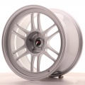 Alu kolo Japan Racing JR7 18x9,5 ET15 5H Blank Silver