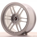 Alu kolo Japan Racing JR7 18x9 ET35 5H Blank Silver