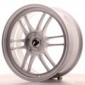 Alu kolo Japan Racing JR7 19x8,5 ET35-42 5H Blank Silver