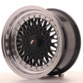 Alu kolo Japan Racing JR9 15x8 ET20 4x100/108 Black