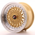 Alu kolo Japan Racing JR9 15x8 ET20 Blank Gold