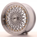 Alu kolo Japan Racing JR9 16x7,5 ET25 4x100/108 Silver