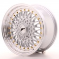 Alu kolo Japan Racing JR9 16x8 ET25 Blank Silver