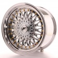 Alu kolo Japan Racing JR9 16x9 ET20 Blank Chrome