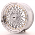 Alu kolo Japan Racing JR9 17x8,5 ET35 Blank Silver