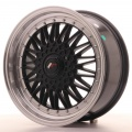 Alu kolo Japan Racing JR9 18x8 ET35-40 Blank Black