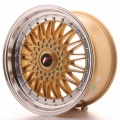Alu kolo Japan Racing JR9 18x9 ET40 Blank Gold