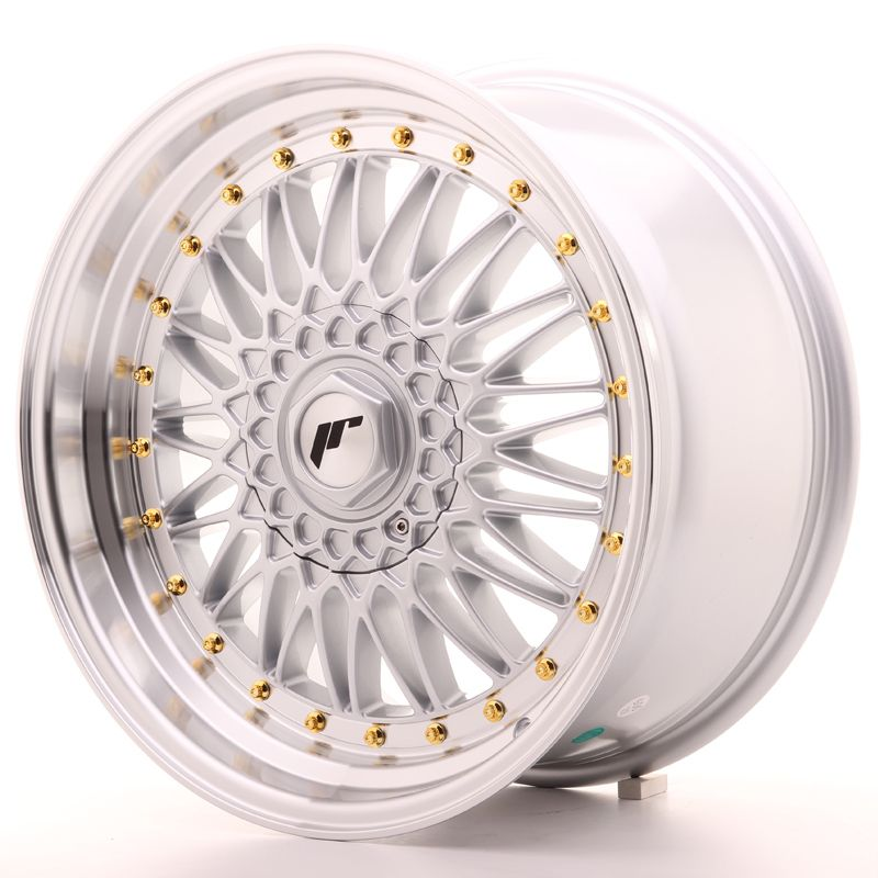 Alu kolo Japan Racing JR9 18x9 ET40 Blank Silver