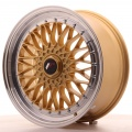 Alu kolo Japan Racing JR9 19x8,5 ET35 Blank Gold