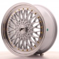 Alu kolo Japan Racing JR9 19x8,5 ET35 Blank Silver