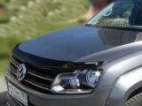 Plexi lišta přední kapoty Volkswagen Amarok