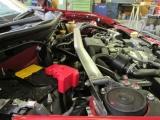Wiechers přední horní ocelová rozpěrná tyč pro Toyota GT86 (12-)