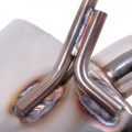 Catback výfuk Jap Parts Porsche Boxster 986 2.5/2.7/3.2 (96-04)