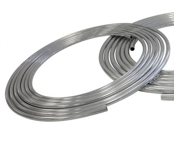 """Torques Hliníková trubka (hardline) 9,5mm (3/8"""") - délka vedení 7,6m"""