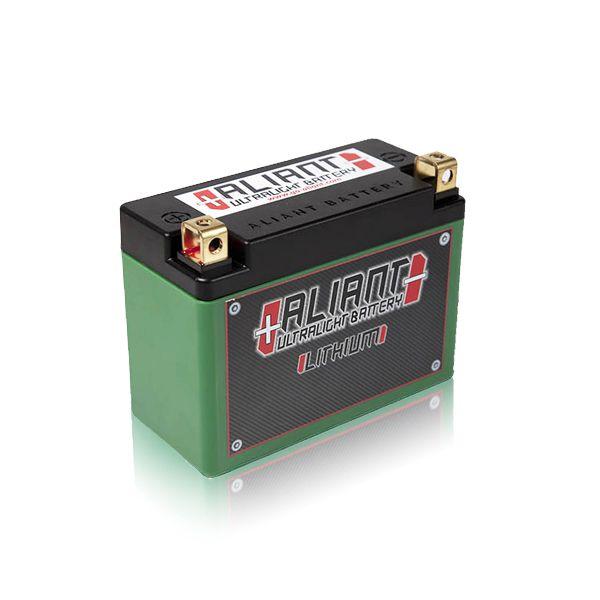 Závodní baterie / autobaterie Aliant X2 (5200) 4,6Ah - moto/formule/quad/karting