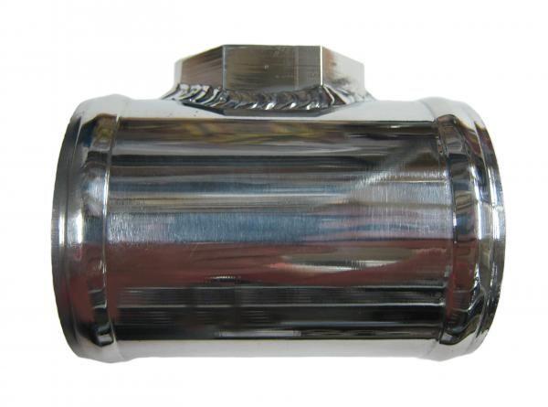 HPP Hlíníková trubka s adaptérem na MAP senzor VAG 1.8T / TDI - průměr 63,5mm