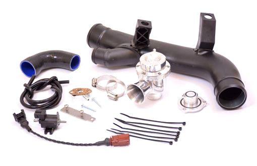 Blow off ventil Forge Motorsport VW Golf 6 GTi 2.0 TSi (open loop)