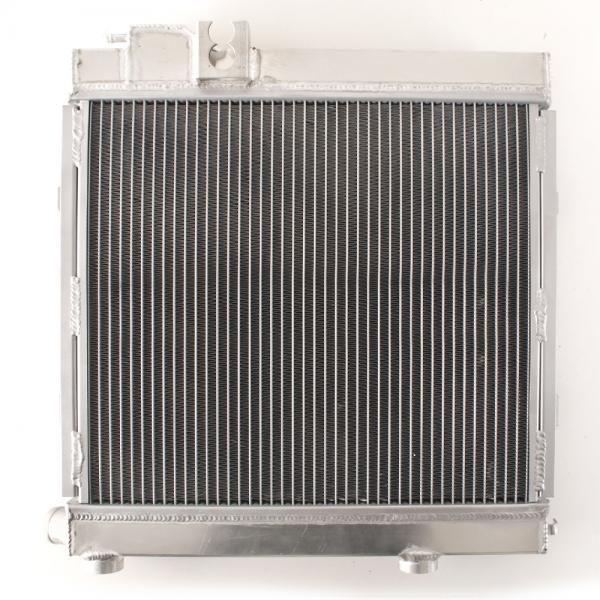 Hlinikový závodní chladič Jap Parts BMW E30 M3 2.3 (85-92)