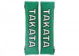 """Návleky na bezpečnostní pásy Takata 51mm (2"""") - zelené"""
